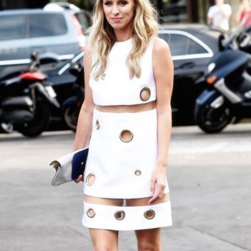 Nicky es la hermana menor de Paris Hilton Foto:Getty Images