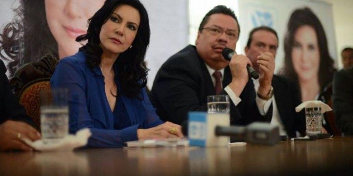 Magistrados del TSE vuelven a decirle que no a Zury Ríos
