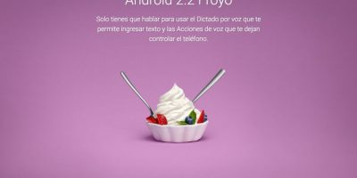 Android 2.2 Froyo Foto:Google