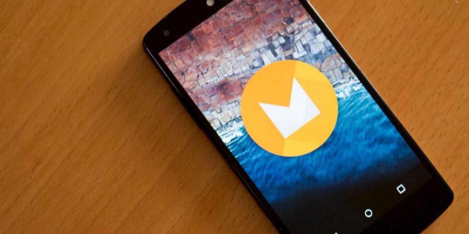 Android M está en una fase previa solo para desarrolladores. Foto:Google