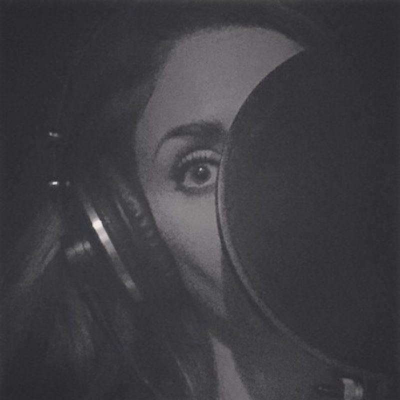 """La cantante estrenará su sencillo en la entrega de los """"Premios Juventud"""" Foto:Instagram/Anahi"""