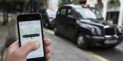 4- Es necesario tener 18 años de edad para utilizar Uber. Foto:Uber