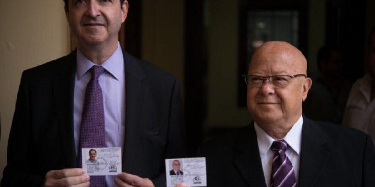 Economistas del partido Todos quedan inscritos en la contienda electoral