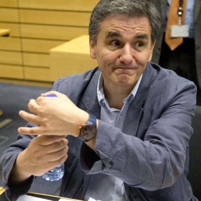 Llegó al poder unas horas después de la renuncia de Yanis Varoufakis, uno de los ministros más polémicos de Alexis Tsipras Foto:AP