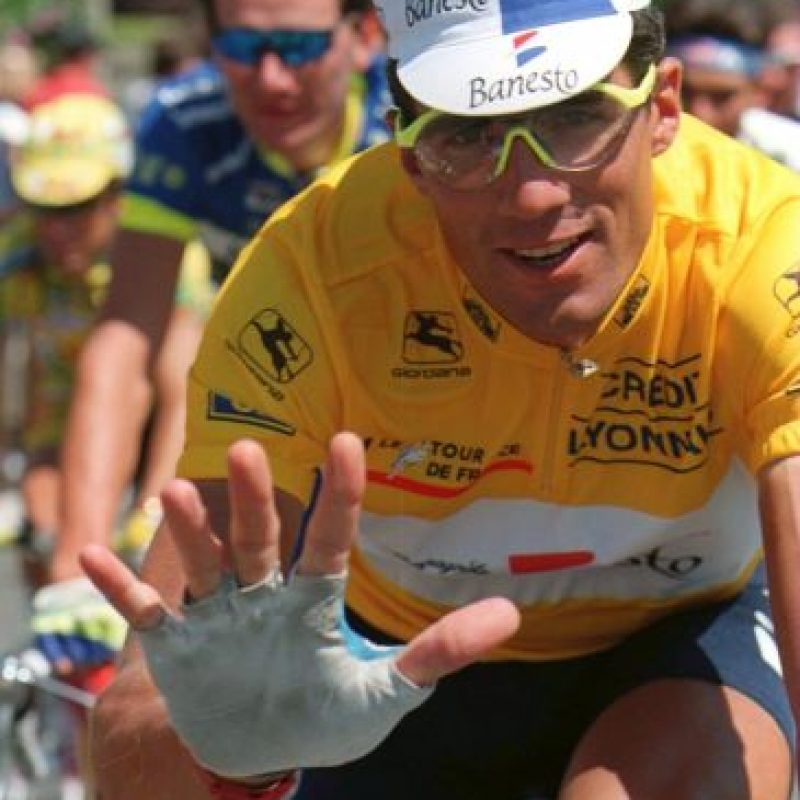 4. Miguel Indurain Foto: Getty Images