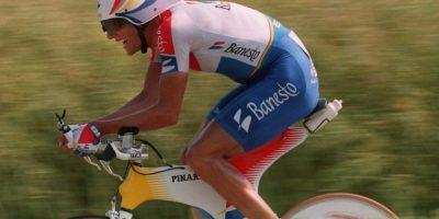 En 1994, el español dio positivo en dopaje por consumo de salbutamol. Foto:Getty Images