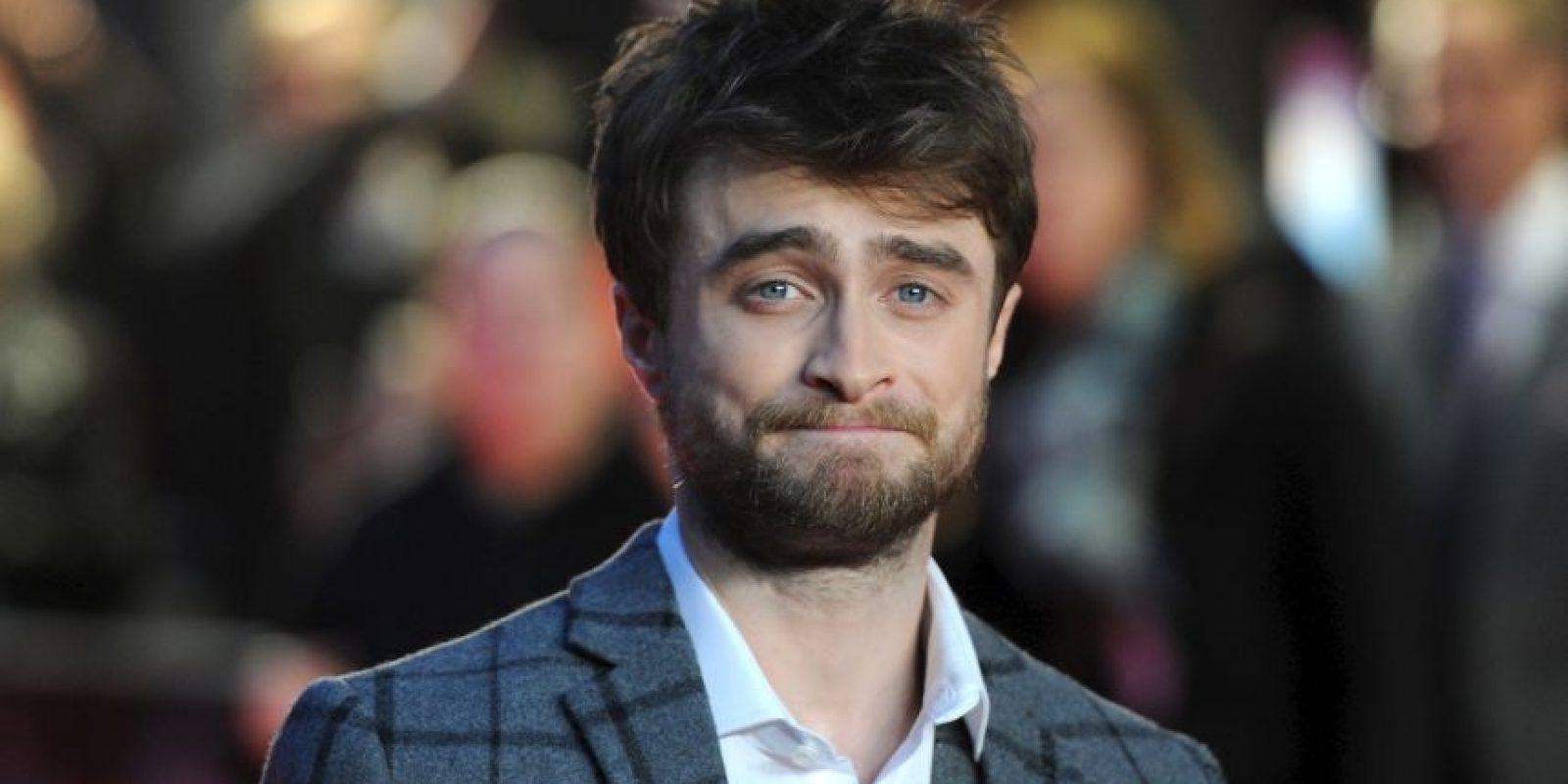 """El actor británico fue elegido como el """"Mejor boody del Año"""" en una encuesta realizada en Internet. Foto:Getty Images"""