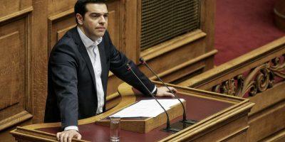 """Antes """"no"""" y ahora """"sí"""": ¿Ha cambiado Alexis Tsipras en una semana?"""