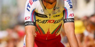 Tour de Francia: Ciclista italiano da positivo por cocaína