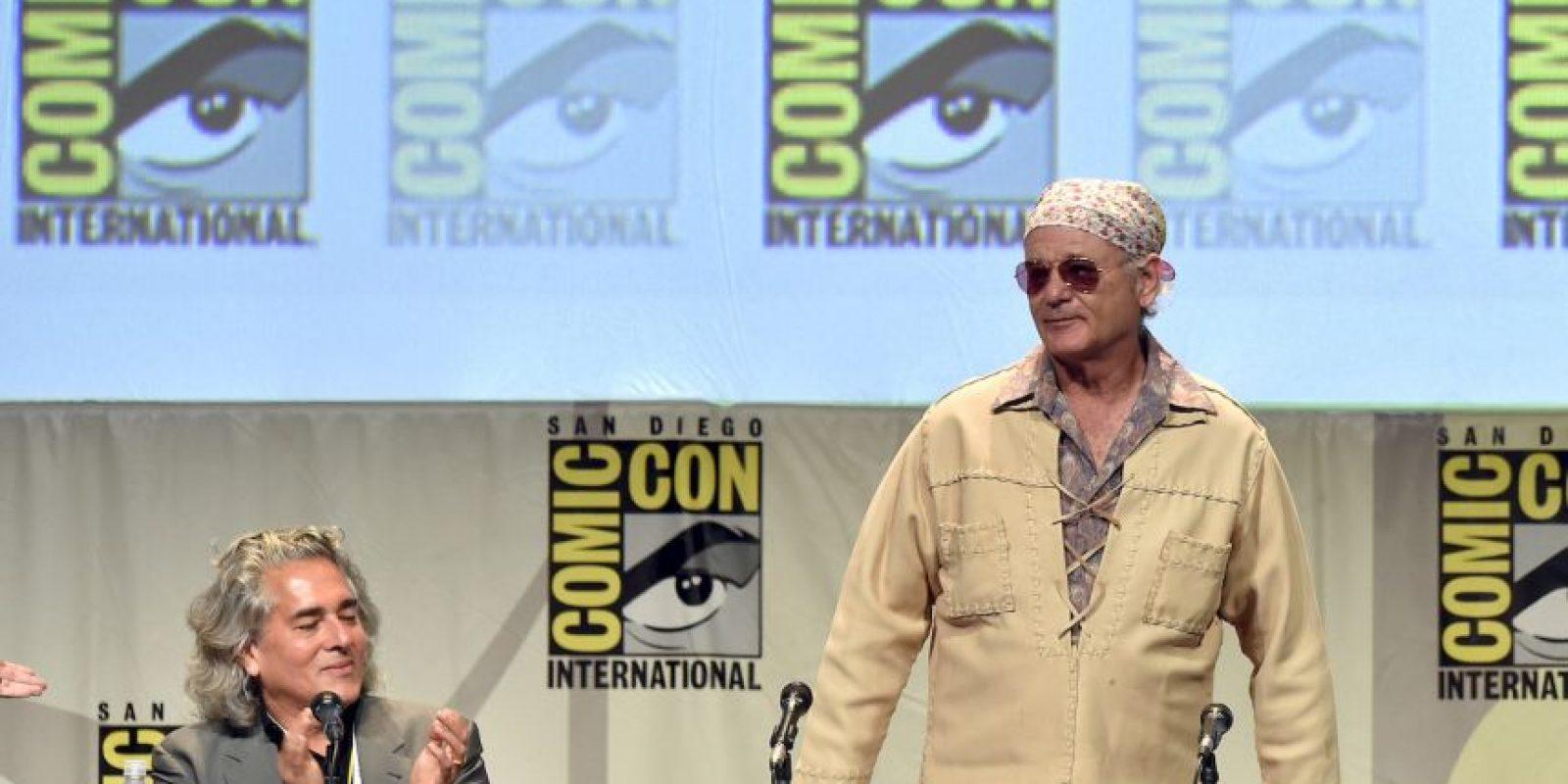 """Además, el actor respondió infinidad de preguntas respecto a su participación en el film de """"Han Solo"""". Foto:Getty Images"""