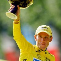 5. Lance Armstrong Foto: Getty Images