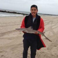 Derek Huang tiene 21 años y es salvavidas desde 2011. Foto:vía Facebook/Derek Huang