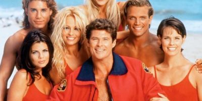 """¿Se acuerdan de ellos? Los """"Baywatch"""" eran los salvadores de San Francisco. Pero ahora existen los de Nueva York. Foto:vía NBC"""