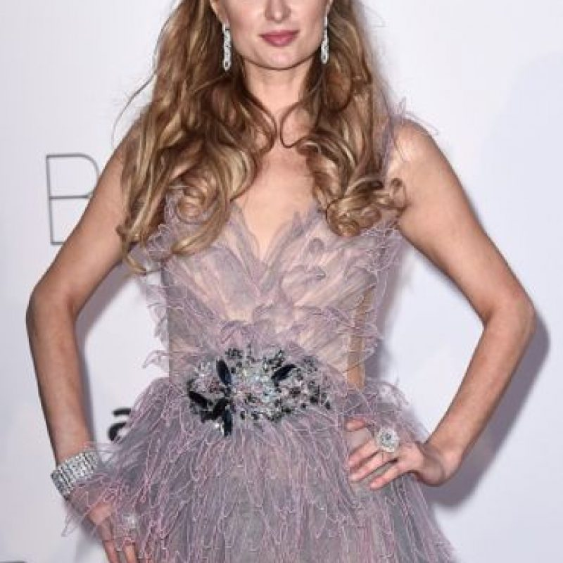 3. Paris Hilton Foto: Getty Images