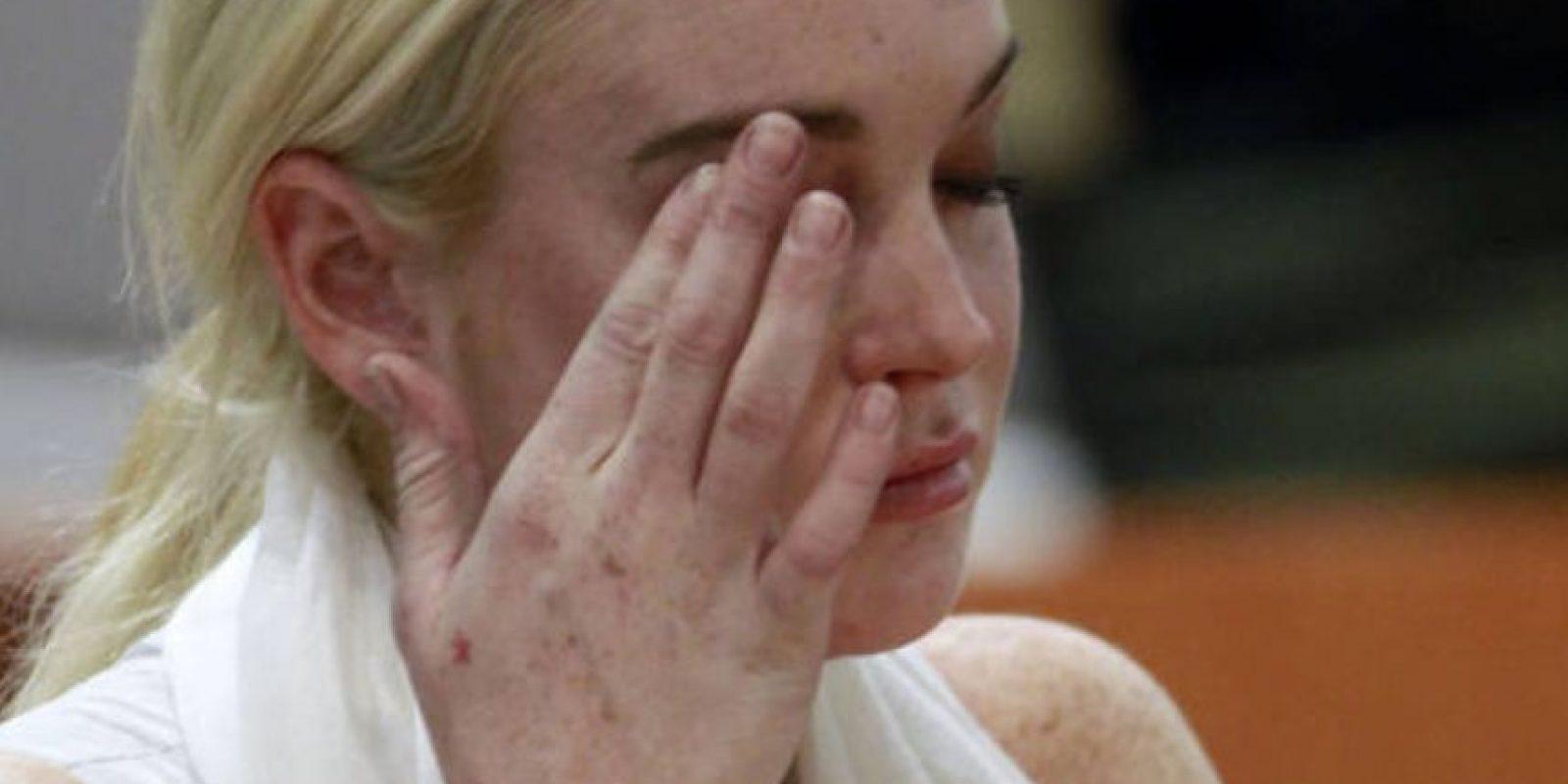 Sus manos parecen verse descuidadas en algunas ocasiones. Además el ancho de su palma parece un poco grande. Foto:Getty Images