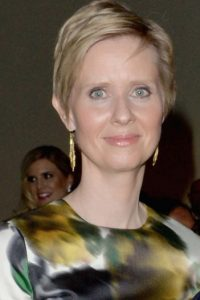 7. Cynthia Nixon. Foto: Getty Images