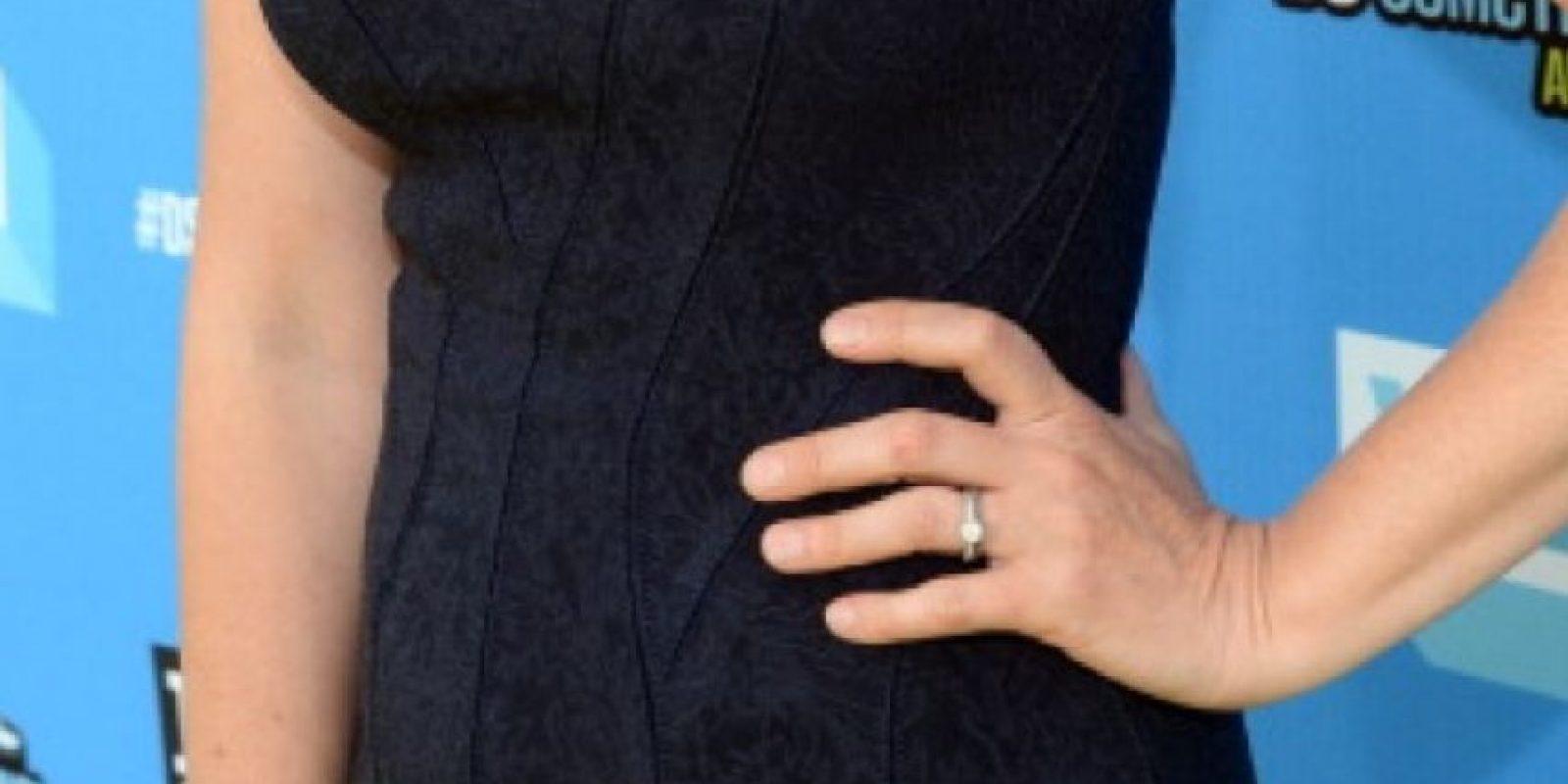 Los dedos de la actriz son algo grandes y anchos. Foto:Getty Images