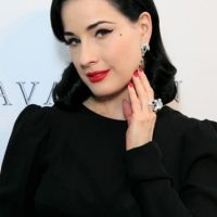 8. Dita Von Teese Foto: Getty Images