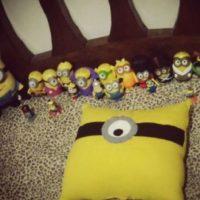 Y muñecos… Foto:vía Instagram