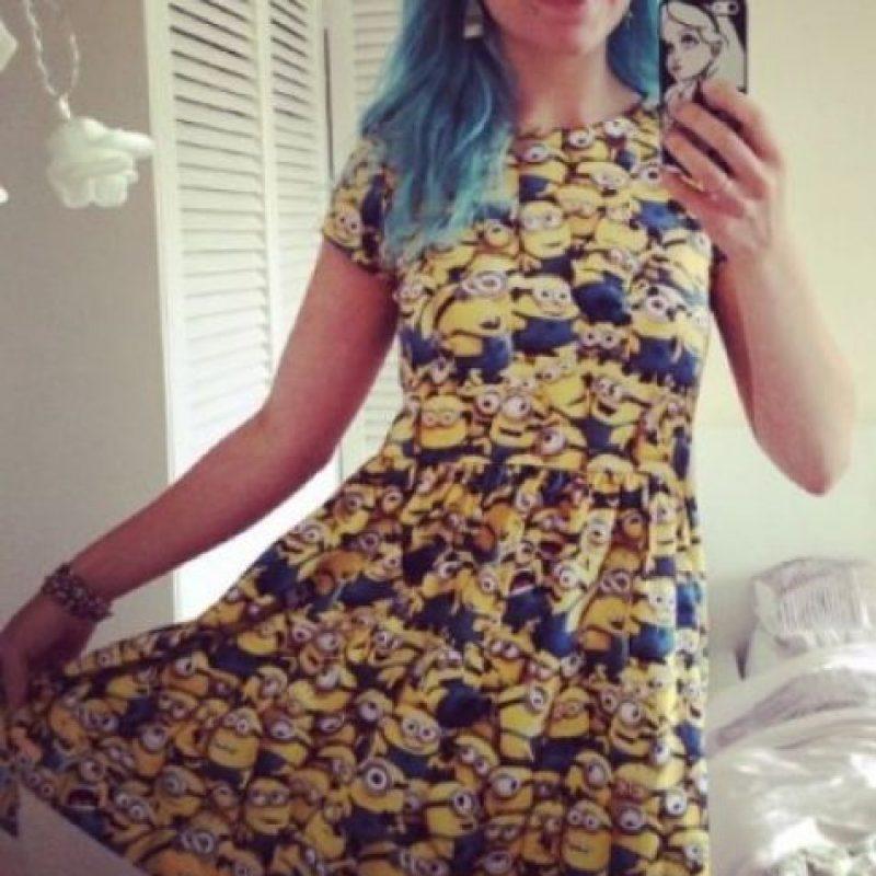 Y vestidos… Foto:vía Instagram