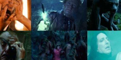 Luego de que Dumbledore rechazara a Voldemort para el puesto de profesor de Defensa contra las Artes Oscuras, ningún maestro duró más de un año en el puesto. Foto:vía Warner Bros
