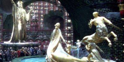 Dumbledore rechazó el puesto de Ministro de Magia porque sabía que el poder lo corrompería. Foto:vía Warner Bros