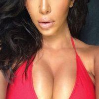 Ni tan buena actriz como el resto de las starlets de Hollywood. Foto:vía Instagram/kimkardashianwest