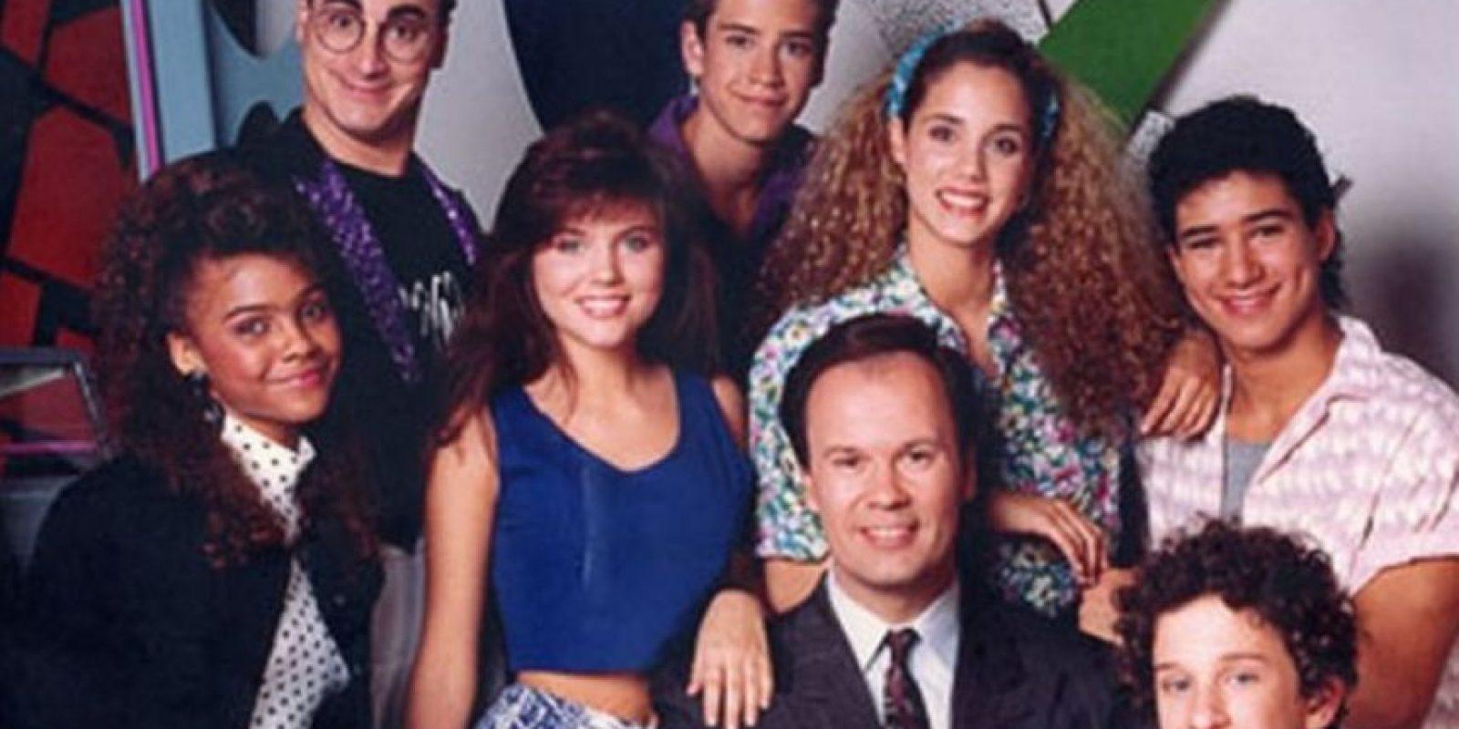 """Al parecer, la serie """"Salvados por la Campana"""" ha traído más desgracias que fortuna a sus integrantes. Foto:vía NBC"""