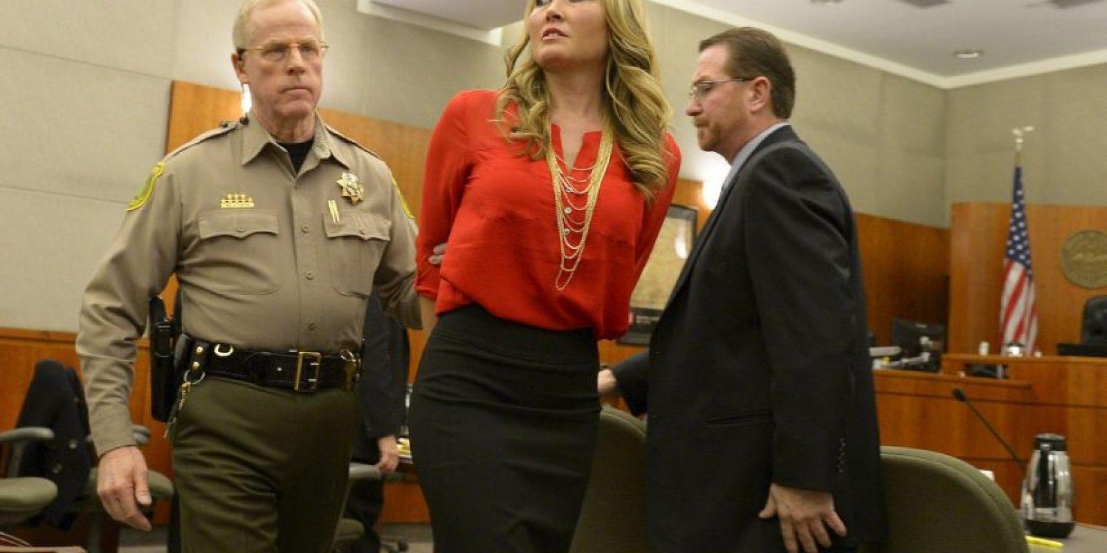 """Su abogado dijo: """"Es una persona dañada que cedió a los coqueteos de sus alumnos"""" Foto:AP"""