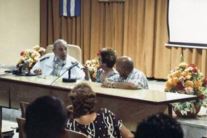 Esta reunión se dio dos días después del anuncio de la reapertura de embajadas entre Estados Unidos y Cuba Foto:Granma.cu