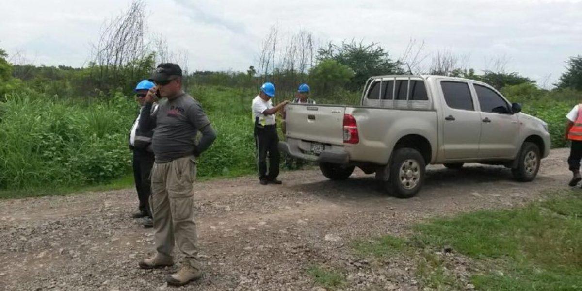 Seguridad de Jaguar Energy retiene a periodistas en Escuintla