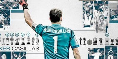 ES OFICIAL: Iker Casillas se va del Real Madrid