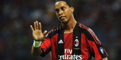 Su estancia en el club italiano fue de 2008 a 2011. Foto:Getty Images