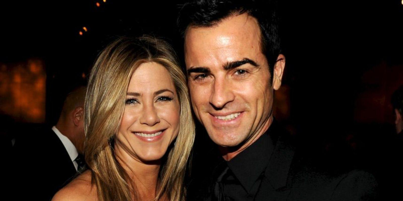 La pareja se comprometió en el cuadragésimo primer cumpleaños de Justin. Foto:Getty Images