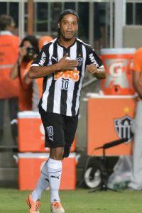 En 2012 fichó por el club brasileño y se fue en 2014. Foto:Getty Images