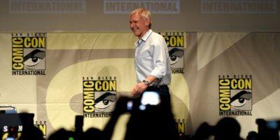 """El popular """"Han Solo"""" elogió el guión de la nueva entrega de """"Star Wars"""" y destacó el trabajo de todo el equipo de producción. Foto:Getty Images"""