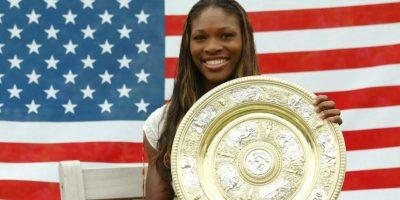 Fue su segundo título de Wimbledon. Foto:Getty Images