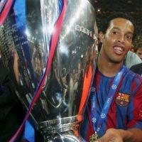 Llegó al club español en 2003 y se fue en 2008. Foto:Getty Images