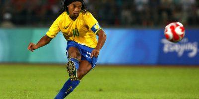 Selección de Brasil. Foto:Getty Images