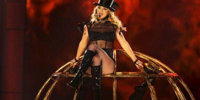 Algunos cambios de la cantante han sido gracias a la cirugía. Foto:Getty Images