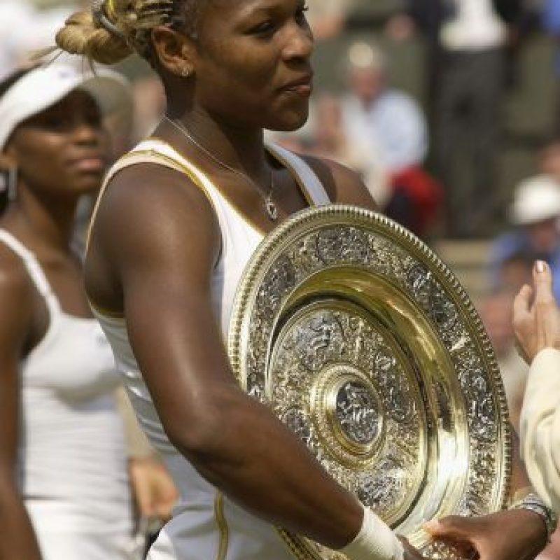 Fue su primer campeonato de Wimbledon. Foto:Getty Images