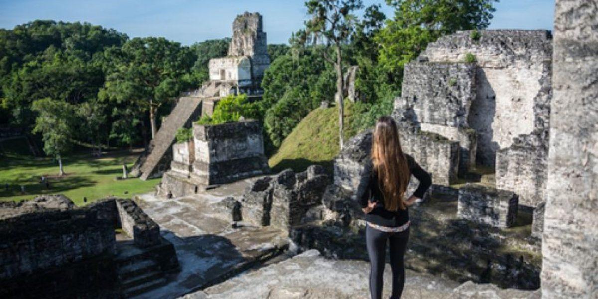 GANADORES. Ellos viajarán a Tikal con todo pagado