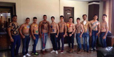FOTOS. Ellos son los 12 concursantes que buscan ser Mister Nacional Guatemala