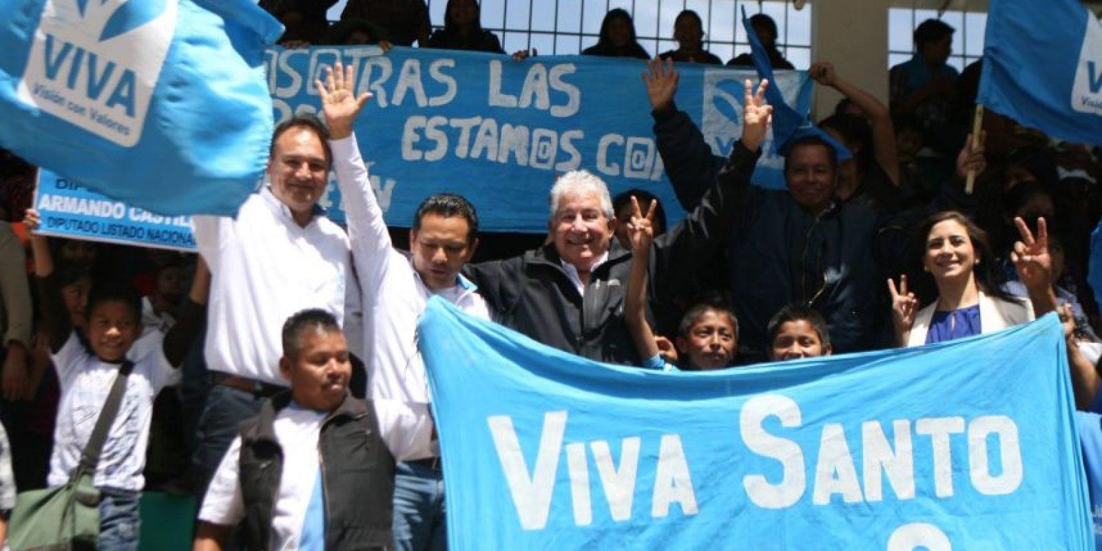 Foto:Cortesía partido VIVA