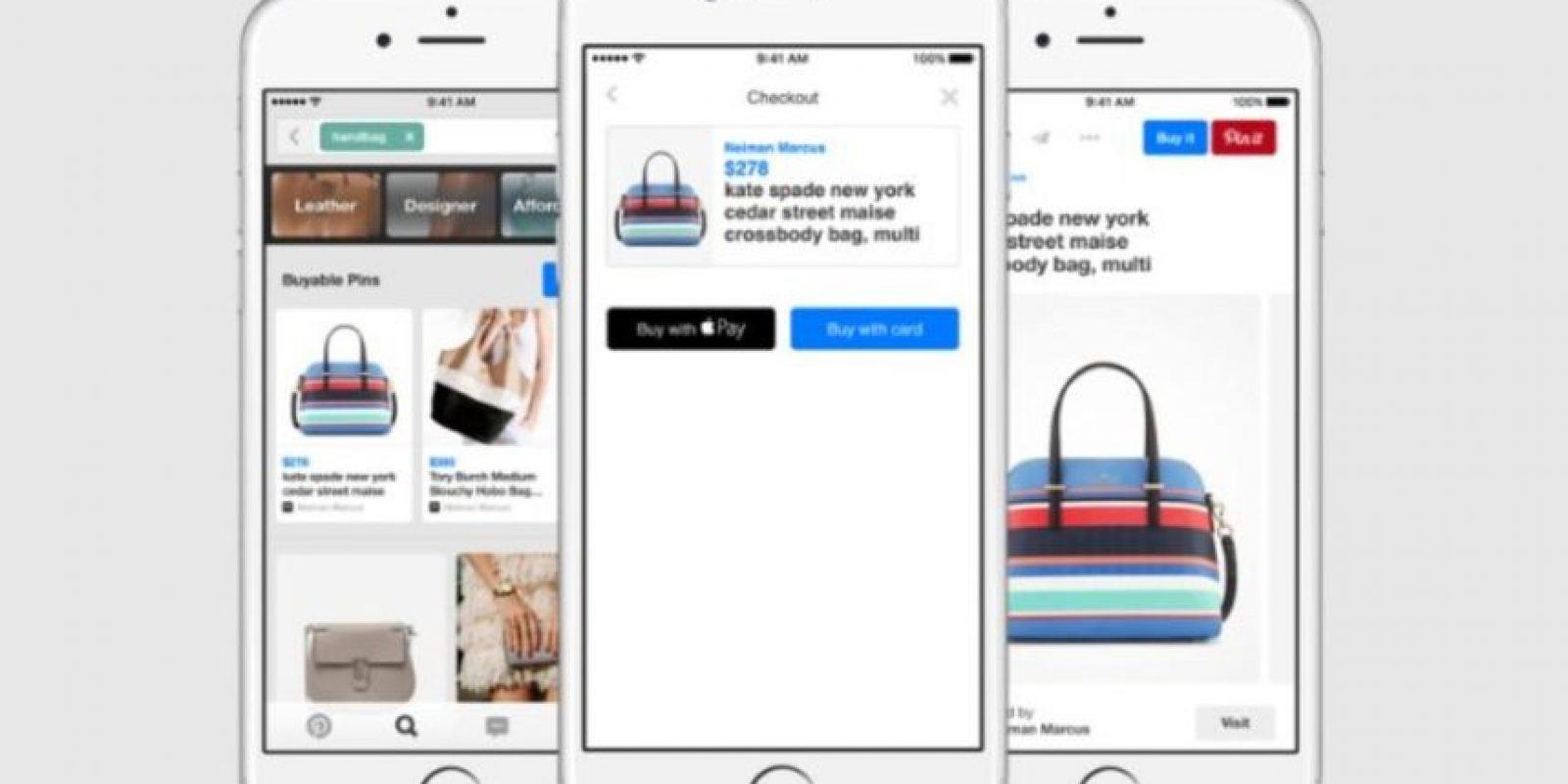 Apple Pay permitirá comprar en muchas tiendas y departamentos comerciales. Foto:Apple