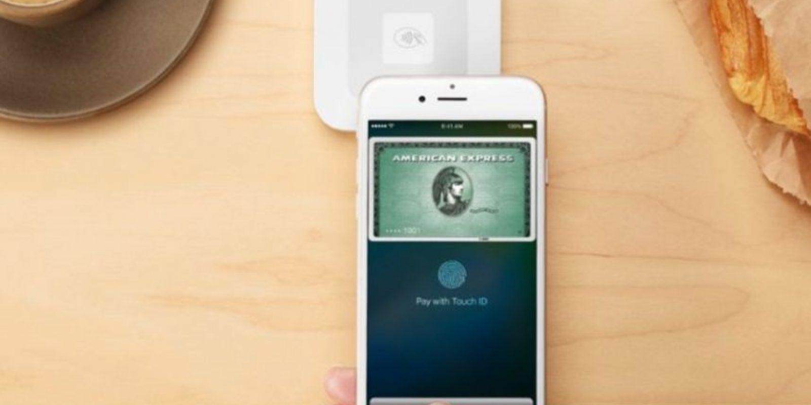 Podrán utilizar el método biomédico para realizar la transacción. Foto:Apple