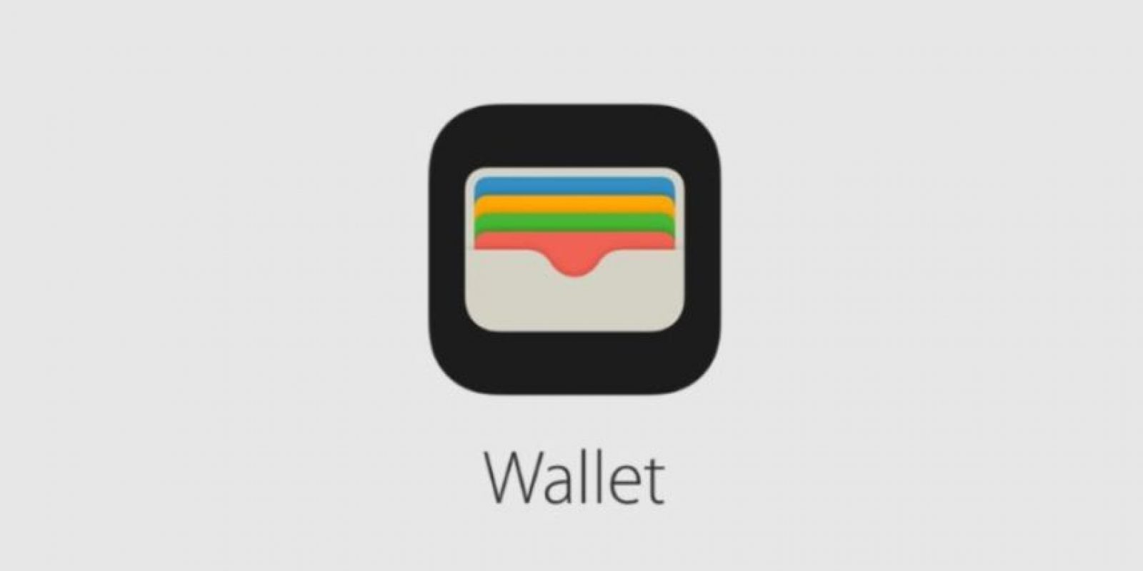También se anunció el la actualización de app como Wallet. Foto:Apple