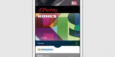 Antes Passbook, la cual les permitirá administrar sus distintas tarjetas de crédito. Foto:Apple