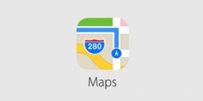 Maps, también tuvo mejoras. Foto:Apple
