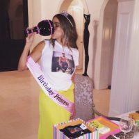 La actriz presumió uno de sus regalos favoritos. Foto:Instagram/SofiaVergara